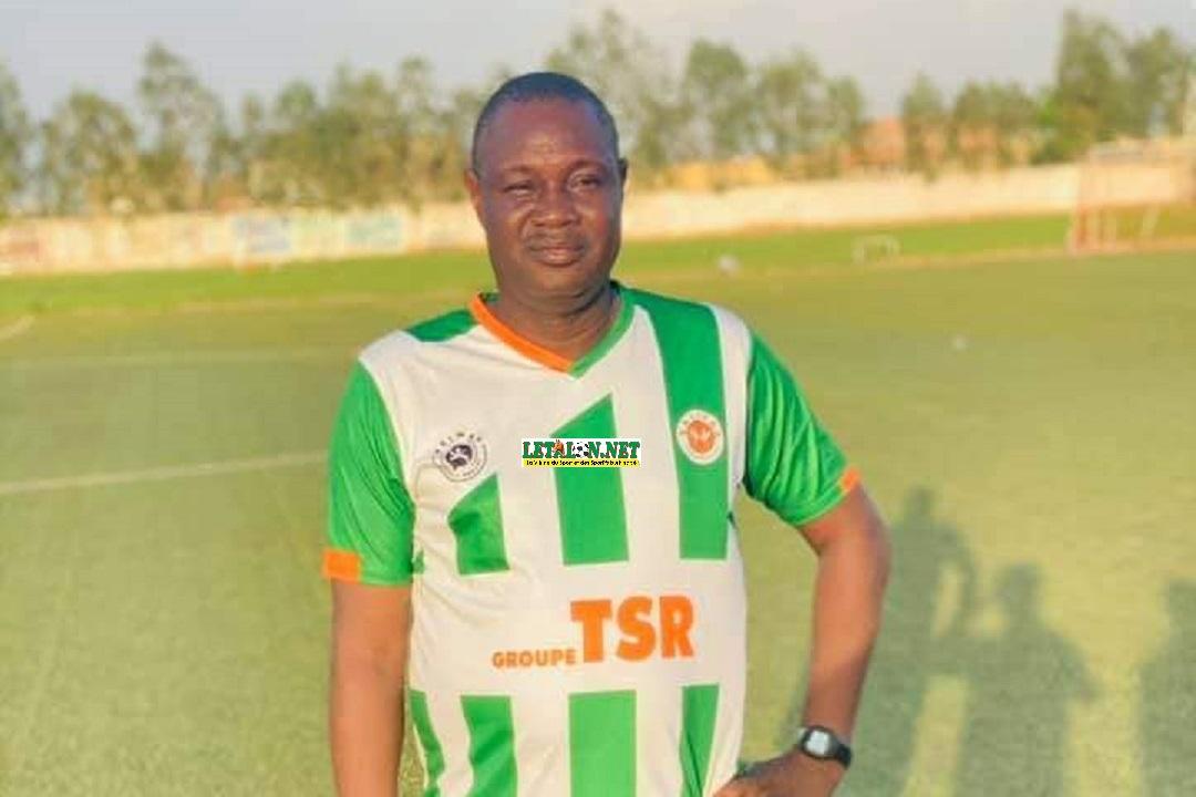 Salitas : Moctar Barro remplace Ladji Coulibaly sur le banc!