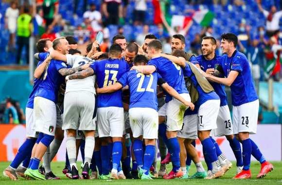 Euro 2020: l'Italie se qualifie pour les 1/4 de finales aux dépens de l'Autriche