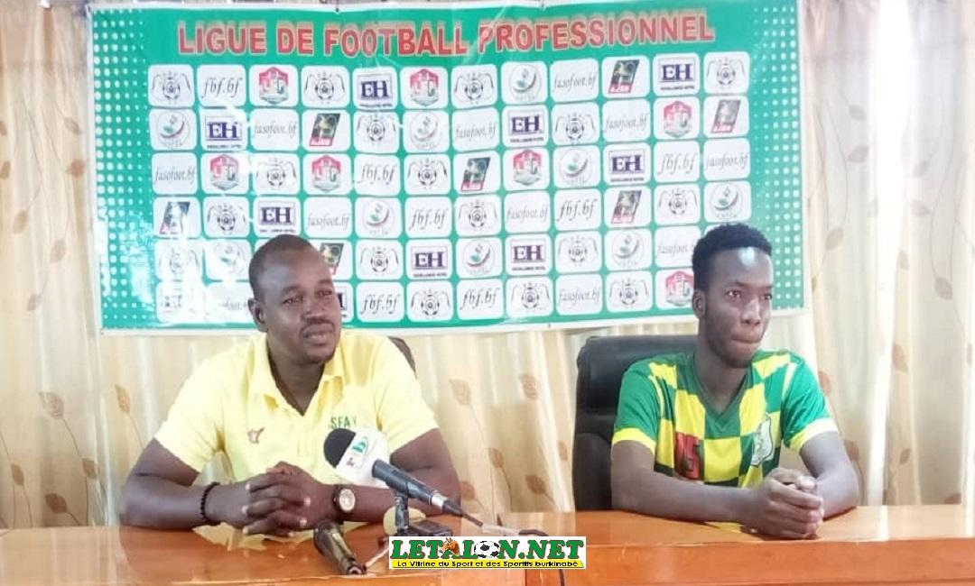 Finale Coupe du Faso 2021/ASFB # ASFA-Y: la Coupe CAF en ligne de mire
