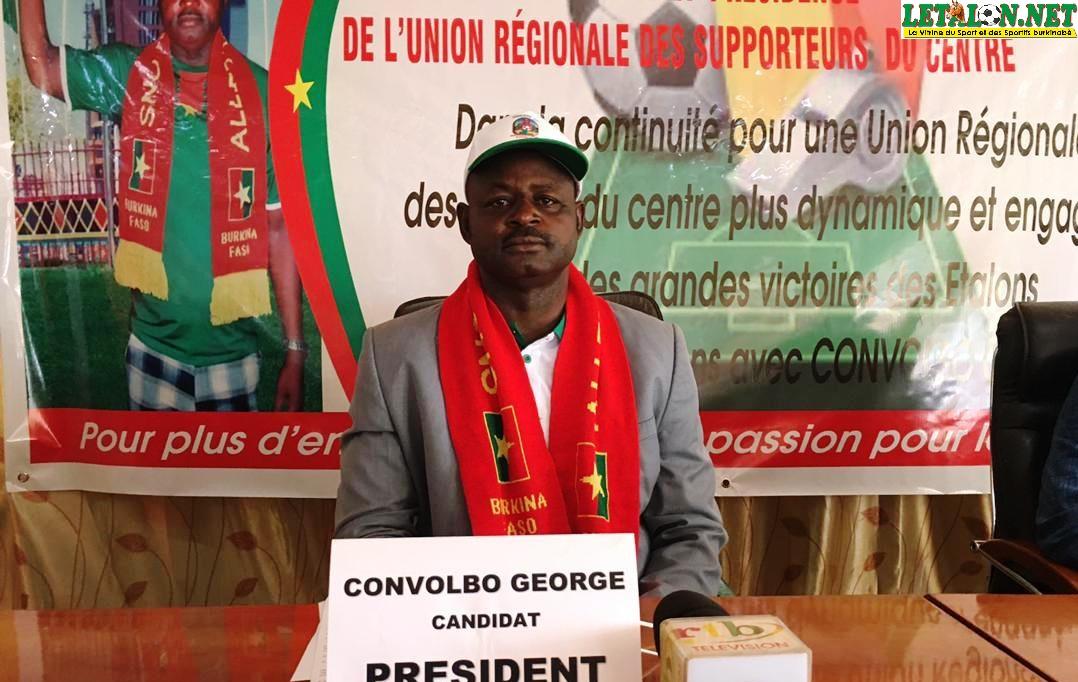 Elections à l'URSE-Centre : Georges Convolbo présente son programme de mandat
