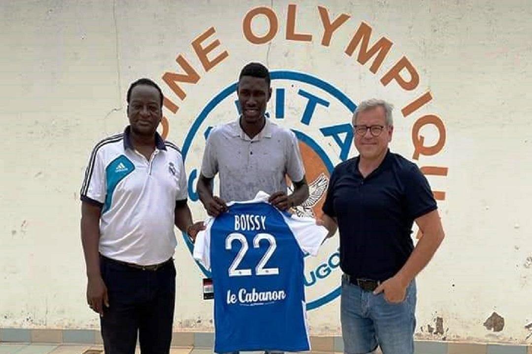 Salitas FC: l'attaquant sénégalais Olivier Boissy débarque à Grenoble !
