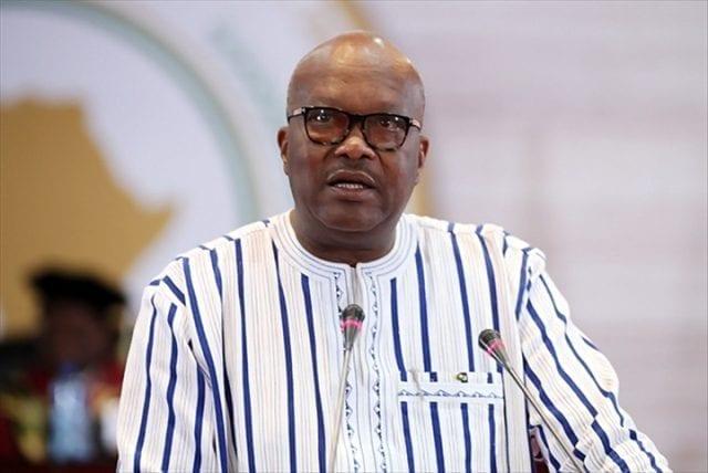 Finale Coupe du Faso: «Le public n'était pas nombreux au rendez-vous», Roch Kaboré