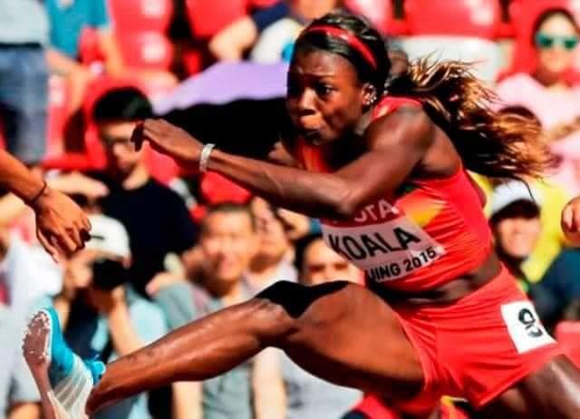 JO Tokyo/100 m haies: Marthe Koala ne franchit pas le tour de qualification!