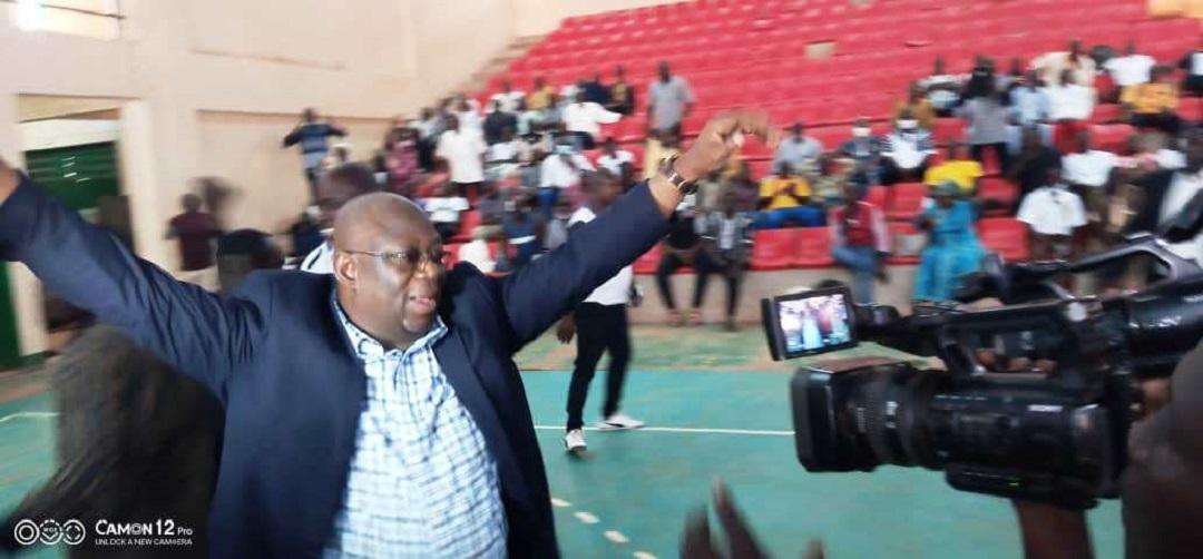 Présidence de l'UNSE : Ousseni Tougouma met Soumaïla Ilboudo KO