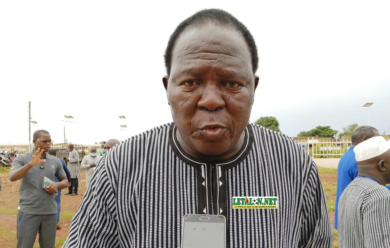 Amado Traoré, PCA Majestic SC: «Ce que Lazare Banssé est en train de faireest une très bonne chose»