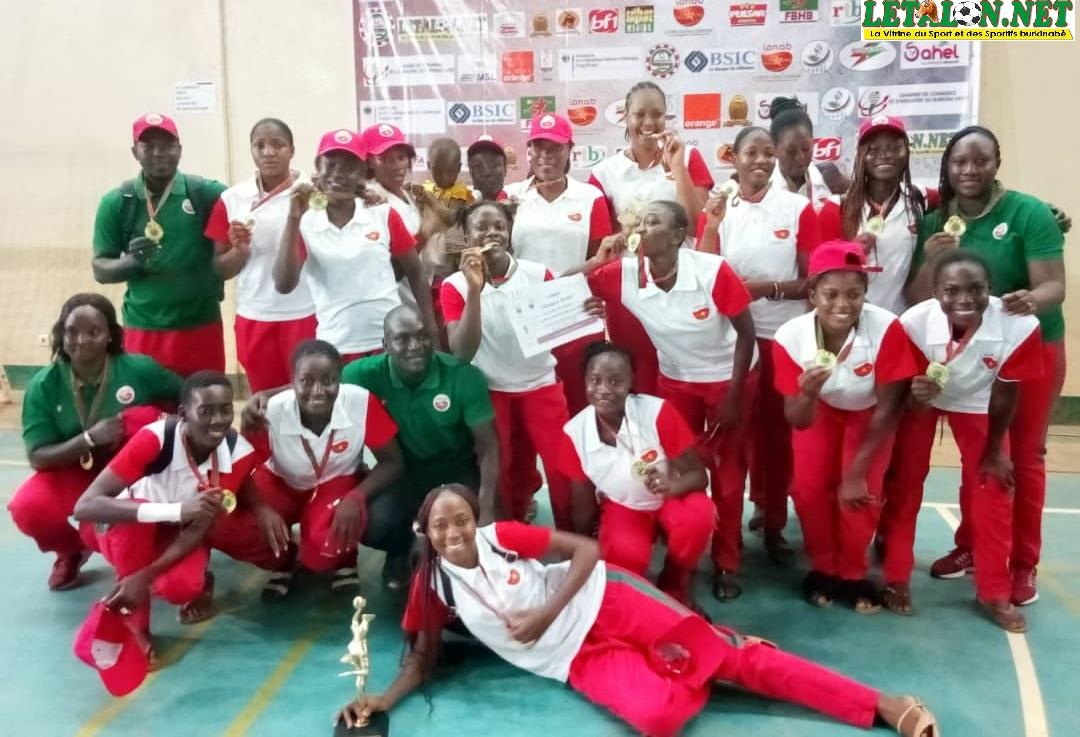 Championnat national handball /seniors dames : LONAB HC détrône l'AS Douanes