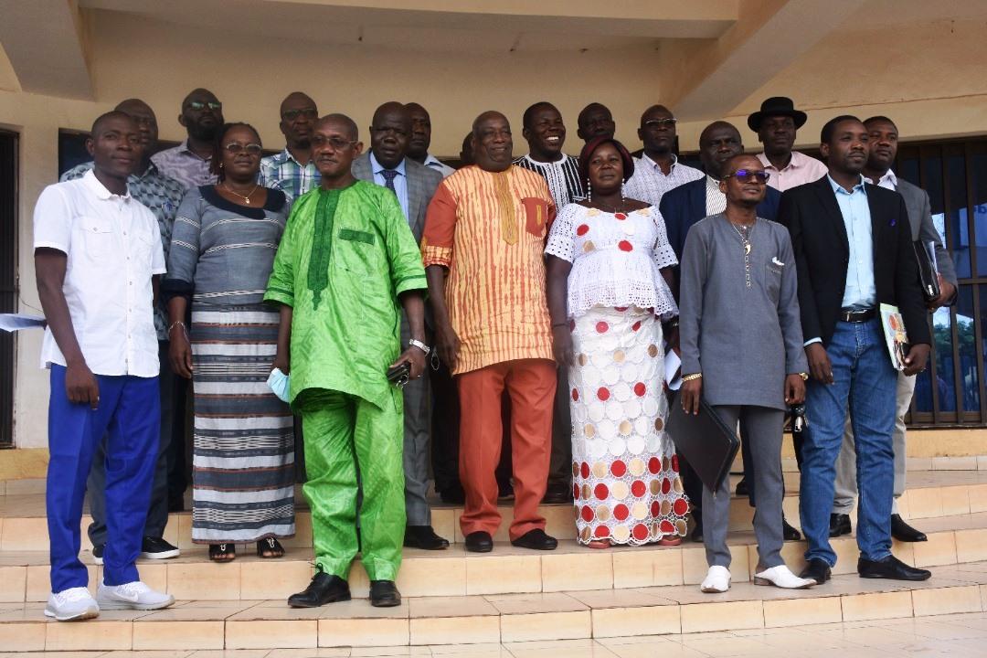 Tour du Faso 2021: la liste complète des membres du CNO