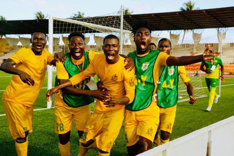 FC San Pédro # ASFA-Y 1-2: les Jaune et Vert au 2e tour des préliminaires