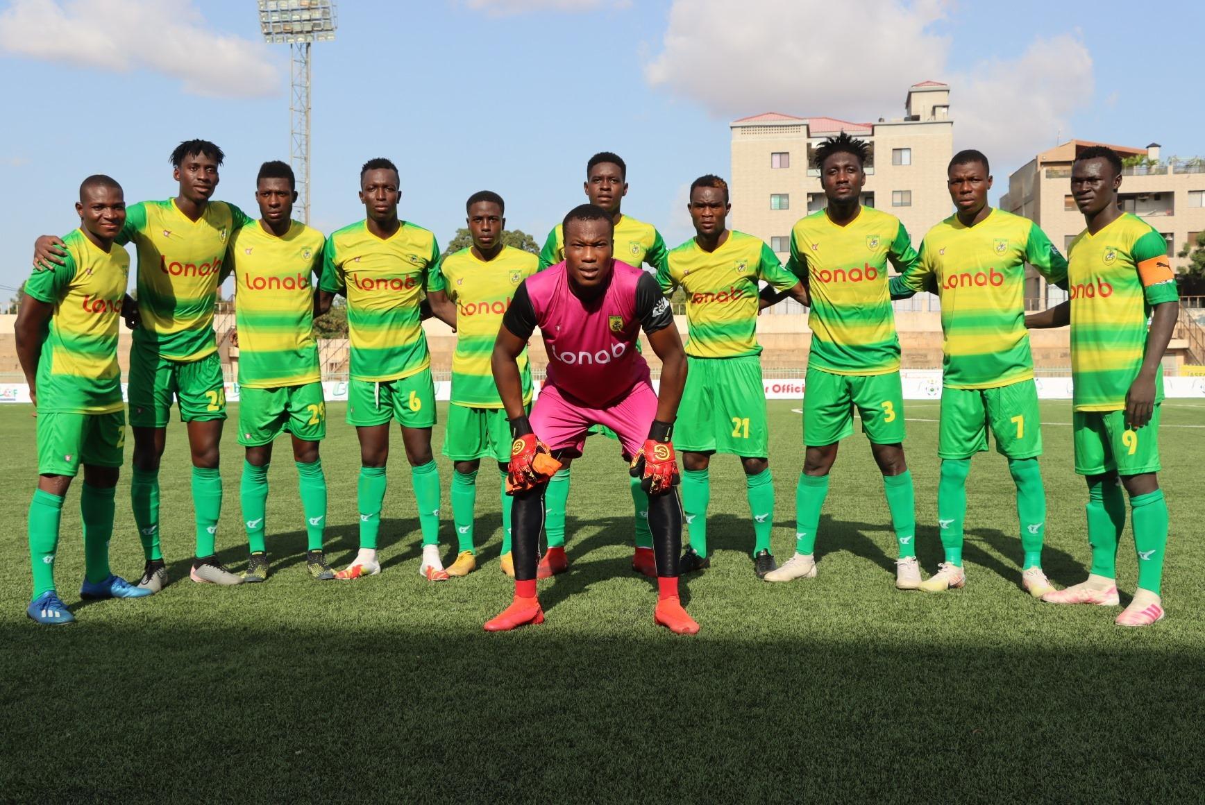 2e tour préliminaire Coupe CAF: L'ASFA-Y a mangé du Binga