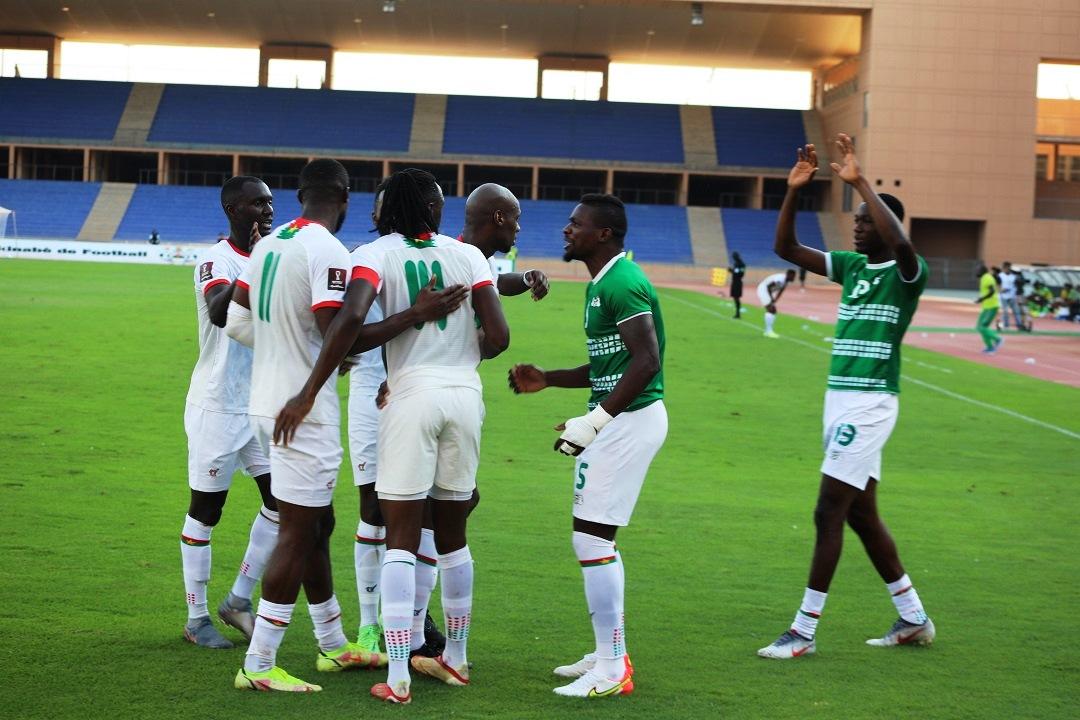 4e journée éliminatoires Mondial 2022: Difficile victoire des Etalons contre Djibouti 2-0
