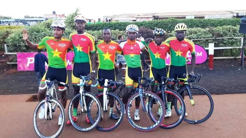 Tour cycliste Chantal Biya: 6 Etalons en compétition
